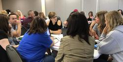 At Fall PD, Teams Share What's On Their Minds