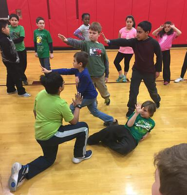 Drama Teaches Anti-Bullying and Other Life Lessons